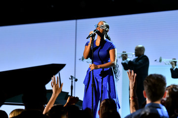 Her 62nd Annual GRAMMY Awards - Inside