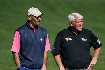Herm Edwards AT&T Pebble Beach National Pro-Am - Round One