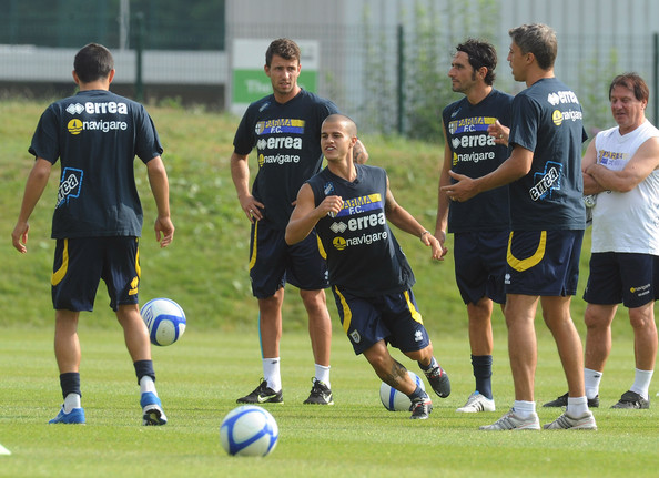 Parma FC Pre-Season Training Session