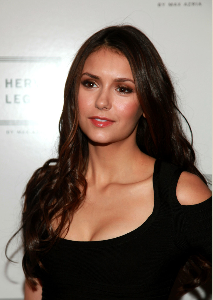 Nina Dobrev Nina Dobrev Photos Herve Leger By Max