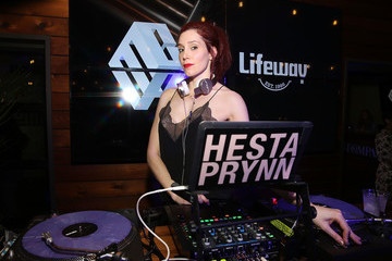 Hesta Prynn Fast Company Hosts The 8th Annual Fast Company Grill During SXSW