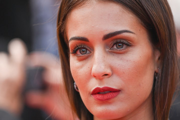 """Hiba Abouk """"France"""" Red Carpet - The 74th Annual Cannes Film Festival"""