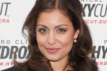 Hiba Abouk Hiba Habouk Presents 'Hydroxycut'