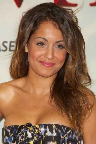 ... hiba abouk actress hiba abouk attends the the impossible lo imposible