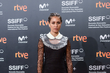 Hiba Abouk Red Carpet - Closure Gala - 66th San Sebastian Film Festival