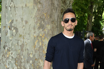 Hidetoshi Nakata Berluti: Front Row - Paris Fashion Week - Menswear Spring/Summer 2020
