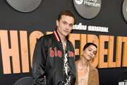 Zoe Kravitz and Karl Glusman Photos Photo