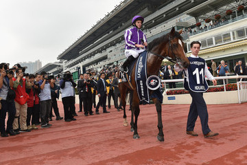 Highland Reel The Turf World Championships