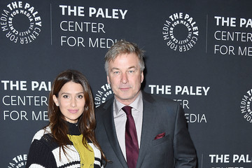 Hilaria Baldwin A Paley Honors Luncheon Celebrating Alec Baldwin