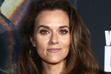 Hilarie Burton 'The Walking Dead' Premiere And Party