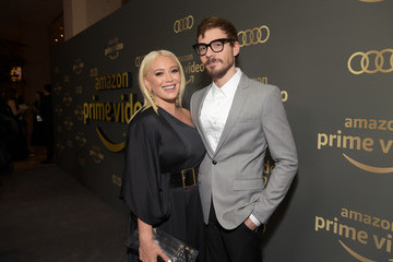 Hilary Duff Matthew Koma Amazon Prime Video's Golden Globe Awards After Party - Red Carpet