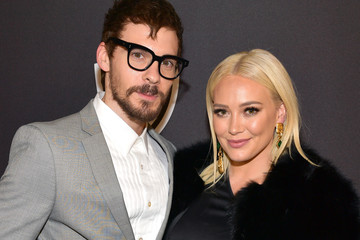 Hilary Duff Matthew Koma The 2019 InStyle And Warner Bros. 76th Annual Golden Globe Awards Post-Party - Red Carpet