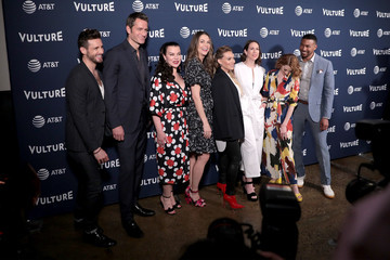 Hilary Duff Sutton Foster Vulture Festival Presented By AT&T - Milk Studios, Day 1