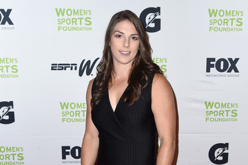 Hilary Knight The Women's Sports Foundation's 38th Annual Salute to Women in Sports Awards Gala  - Arrivals