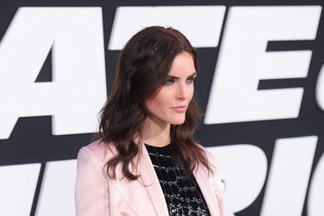 Hilary Rhoda 'The Fate of the Furious' New York Premiere