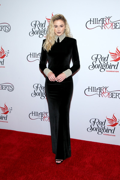 Hilary Roberts Birthday Celebration  And The Red Songbird Foundation Launch