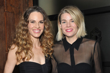 Hilary Swank Bleeker Street Presents Los Angeles Special Screening Of 'What They Had' - Pre-Screening Reception