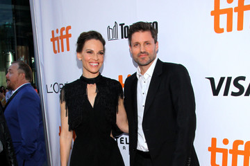 Hilary Swank 2018 Toronto International Film Festival - 'What They Had' Premiere - Arrivals