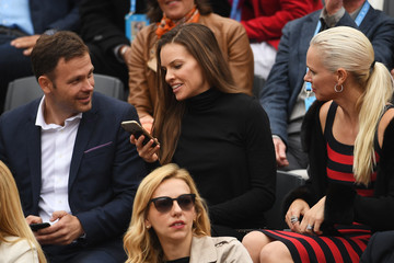 Hilary Swank 2016 French Open - Day Fifteen