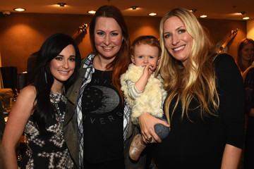 Hilary Williams Kacey Musgraves Attends 'Kacey for Lucchese' Collection Launch Event