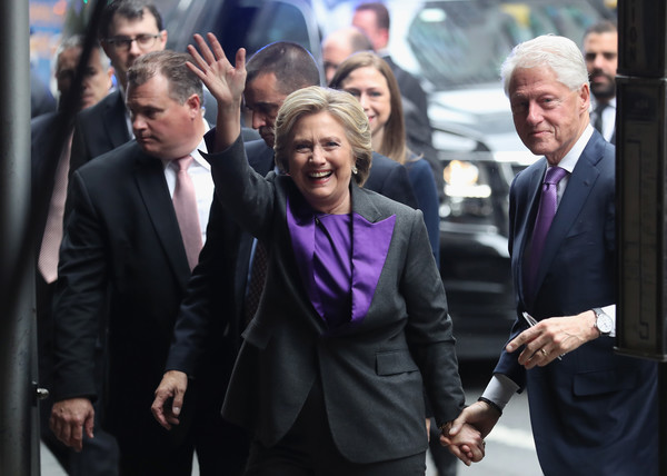 Hillary+Clinton+European+Best+Pictures+D
