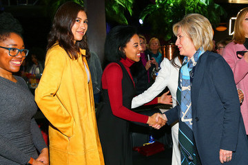 Hillary Clinton 2020 Women At Sundance Celebration Hosted By Sundance Institute And Refinery29, Presented By LUNA