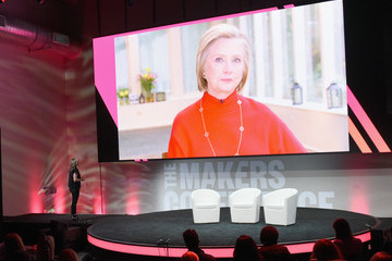 Hillary Clinton The 2018 MAKERS Conference - Day 3