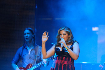 Hillary Scott 2014 CMT Music Awards - Show