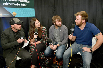 Hillary Scott 53rd Academy Of Country Music Awards Cumulus/Westwood One Radio Remotes - Day 1