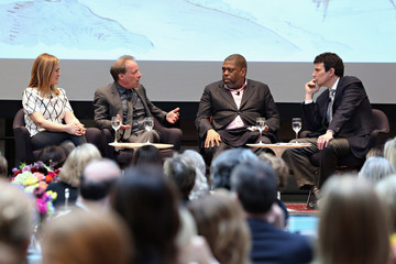 Hilton Als New York Public Library Lunch 2016: A New York State of Mind