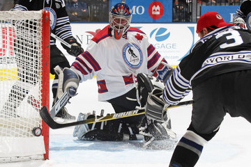 Grant Ledyard Hockey Hall of Fame Legends Classic Game
