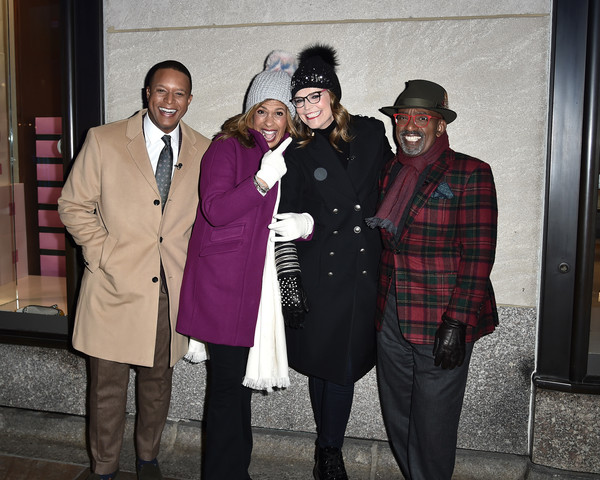 87th Annual Rockefeller Center Christmas Tree Lighting Ceremony