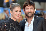 Rosamund Pike David Tennant Photos Photo