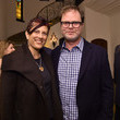 Holiday Reinhorn The Dinner For Equality Co-Hosted By Patricia Arquette And Marc Benioff