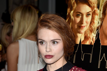 Holland Roden Stars Arrive for the Premiere of Lionsgate's 'She's Funny That Way'