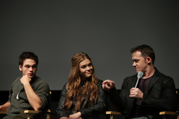 Holland Roden Teenage Wasteland Event in NYC