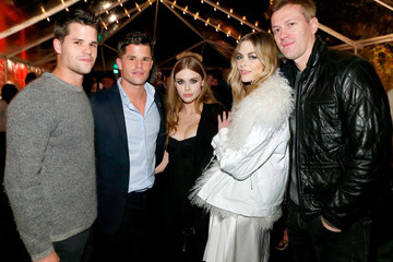 Holland Roden August Getty Atelier SS 2016 'The Thread of Man' Presentation with David LaChapelle
