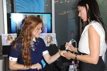Holland Roden Live Love Spa Event in Century City