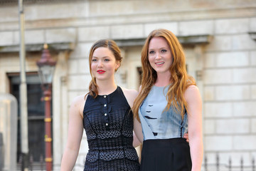Holliday Grainger Royal Academy Summer Exhibition Preview Party
