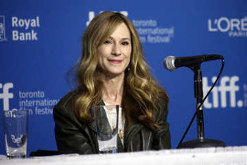 "Holly Hunter ""Manglehorn"" Press Conference - 2014 Toronto International Film Festival"