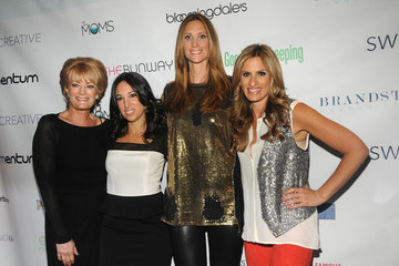 Holly Pavlika Strut: The Fashionable Mom Show - Front Row - Spring 2013 Mercedes-Benz Fashion Week