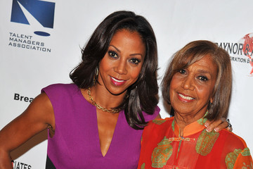 Holly Robinson Peete Dolores Robinson Talent Managers Association's Heller Awards