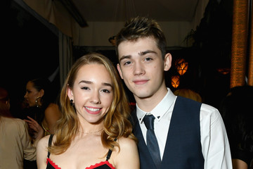 Holly Taylor Entertainment Weekly Celebrates Screen Actors Guild Award Nominees At Chateau Marmont Sponsored By L'Oréal Paris, Cadillac, And PopSockets - Inside
