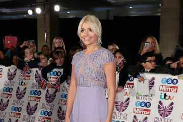 Holly Willoughby The Pride of Britain Awards 2017 - Arrivals