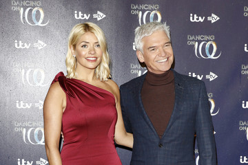 Holly Willoughby Dancing On Ice - Photocall