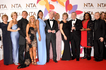 Holly Willoughby National Television Awards 2019 - Winners Room