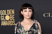 Ginnifer Goodwin attends the Hollywood Foreign Press Association and The Hollywood Reporter Celebration of the 2020 Golden Globe Awards Season and Unveiling of the Golden Globe Ambassadors at Catch on November 14, 2019 in West Hollywood, California.