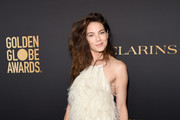 Michelle Monaghan attends the Hollywood Foreign Press Association and The Hollywood Reporter Celebration of the 2020 Golden Globe Awards Season and Unveiling of the Golden Globe Ambassadors at Catch on November 14, 2019 in West Hollywood, California.