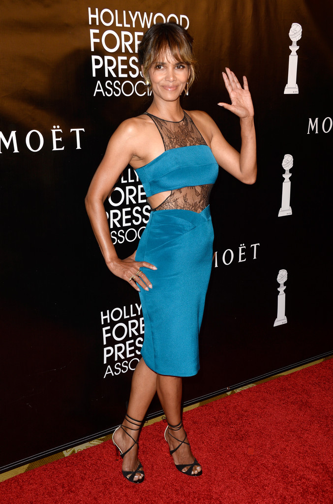 Halle Berry Photos Photos - Guests Arrive to the Hollywood ...