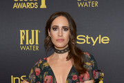 Actress Louise Roe arrives at the Hollywood Foreign Press Association and InStyle celebrate the 2017 Golden Globe Award Season at Catch LA on November 10, 2016 in West Hollywood, California.